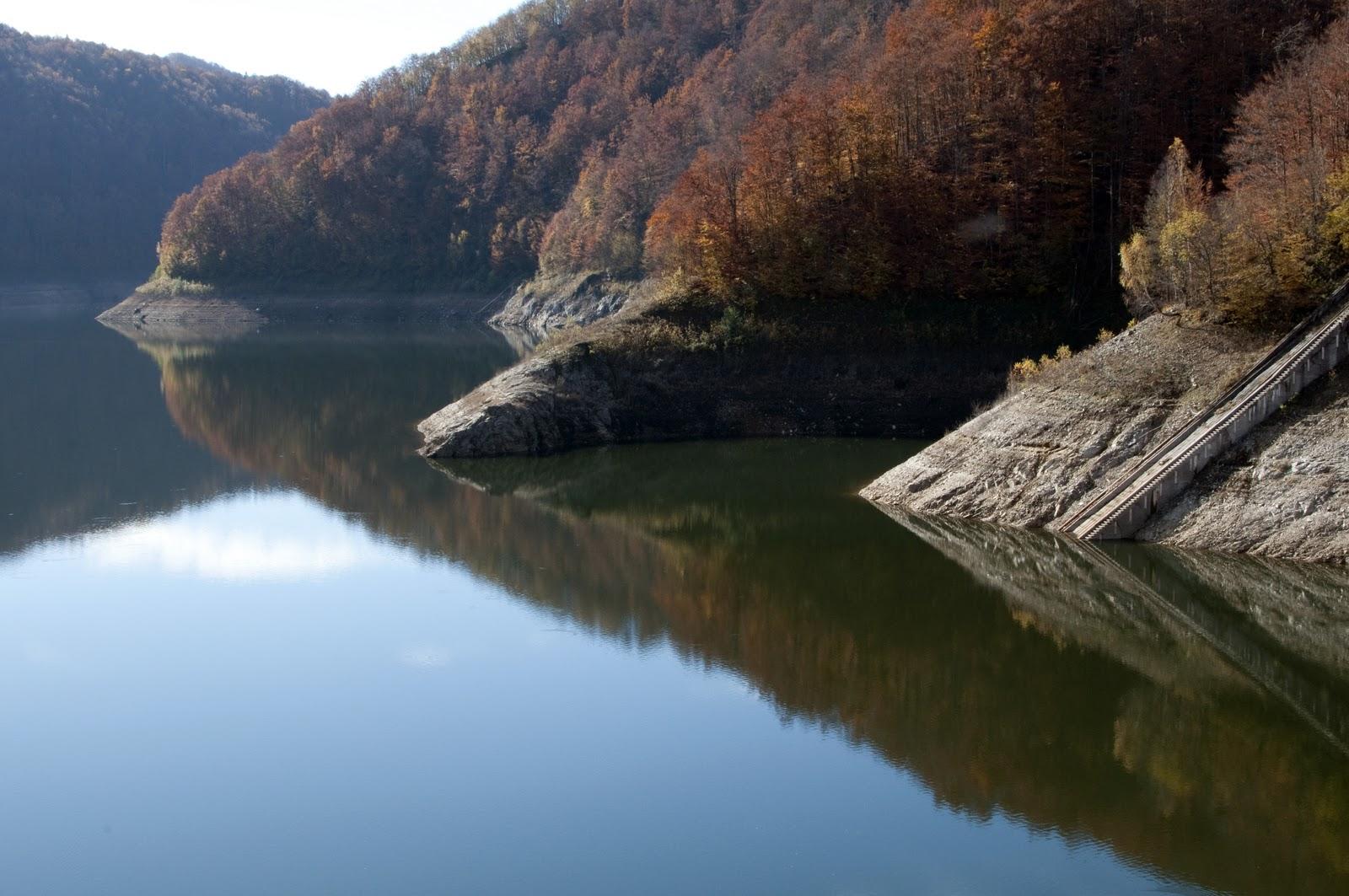 lacul barrea