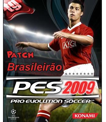 Patch Brasileirão PES 2009