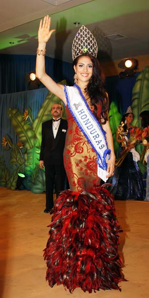 miss senorita world mundo honduras 2011 delegates