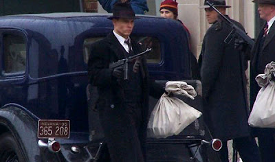 Johnny Depp - Public Enemies Movie