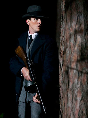 Johnny Depp Public Enemies. Christian Bale Public Enemies
