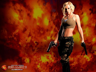 Sexy Jenny McCarthy Red Alert 3 Wallpaper Downloads