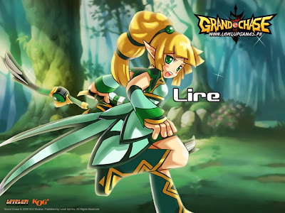 Grand Chase Lire Wallpaper Downloads