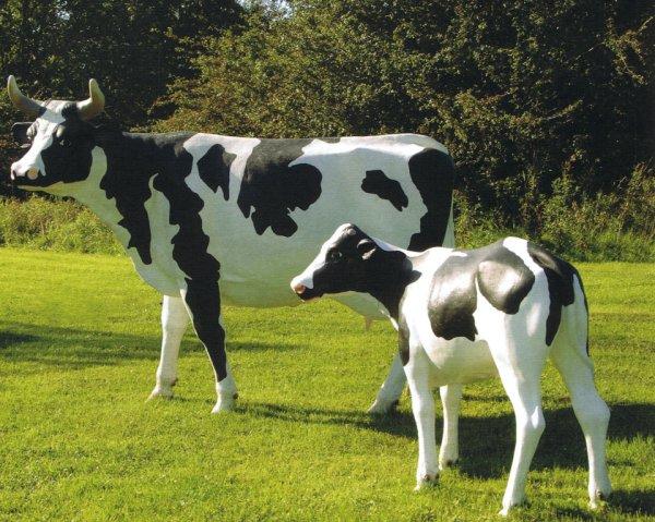 jardinitis vacas en el jard n