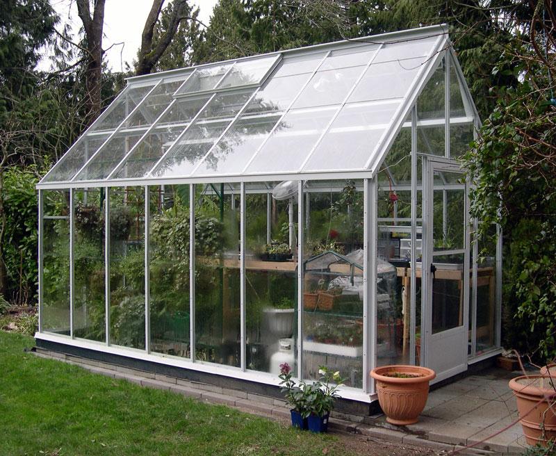 Jardinitis invernaderos de jard n for Construccion de viveros e invernaderos