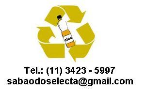 Para informações sobre a coleta de óleo e comercialização dos produtos: