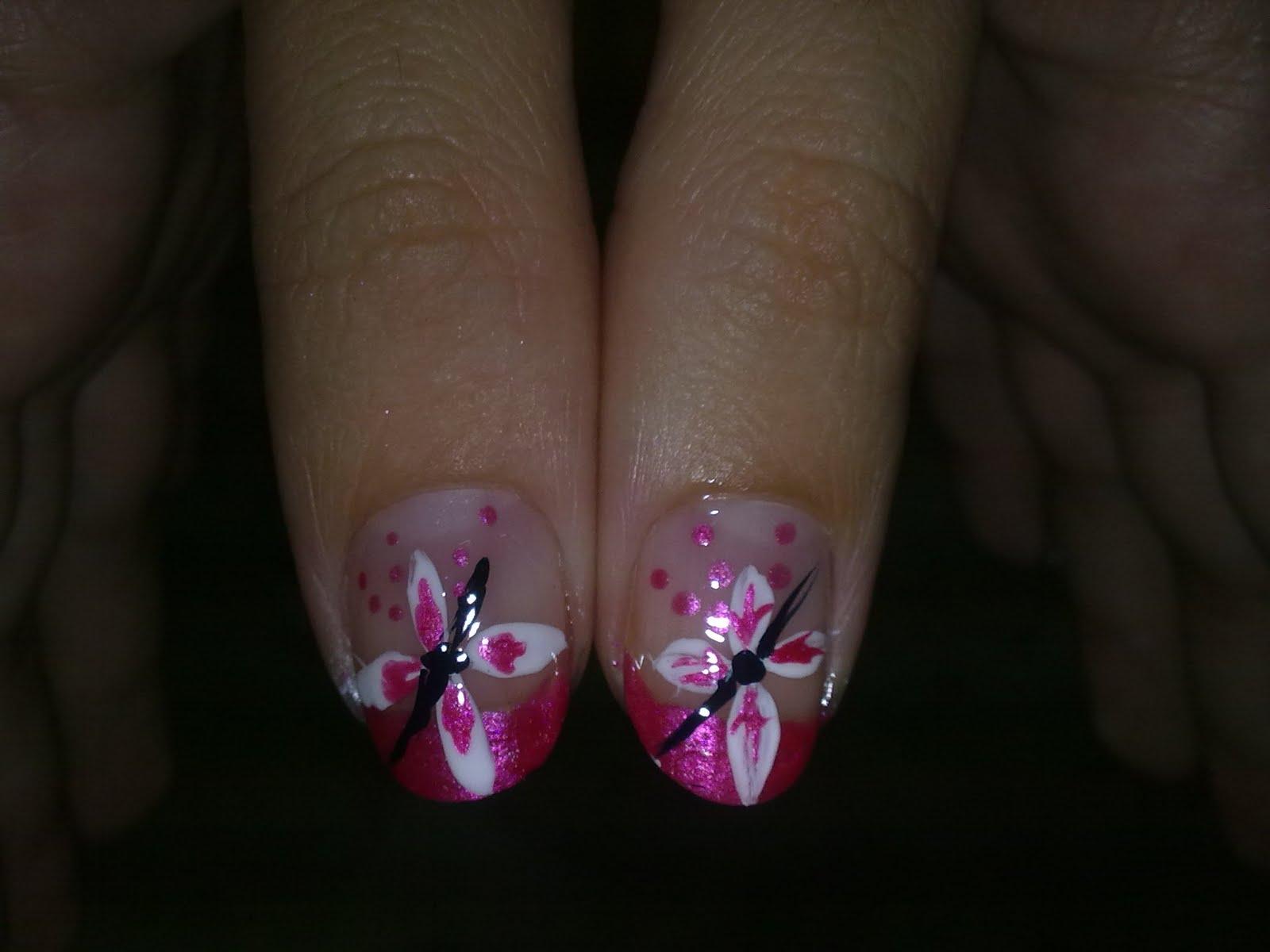 Nuevo diseños de uñas
