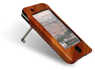 Orbino Cosa iPod Touch Leather Case