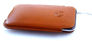 iPod Touch SlimLINE Leather Pouch Case