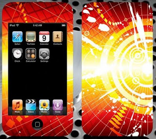 iPod touch skin,GHSkinz