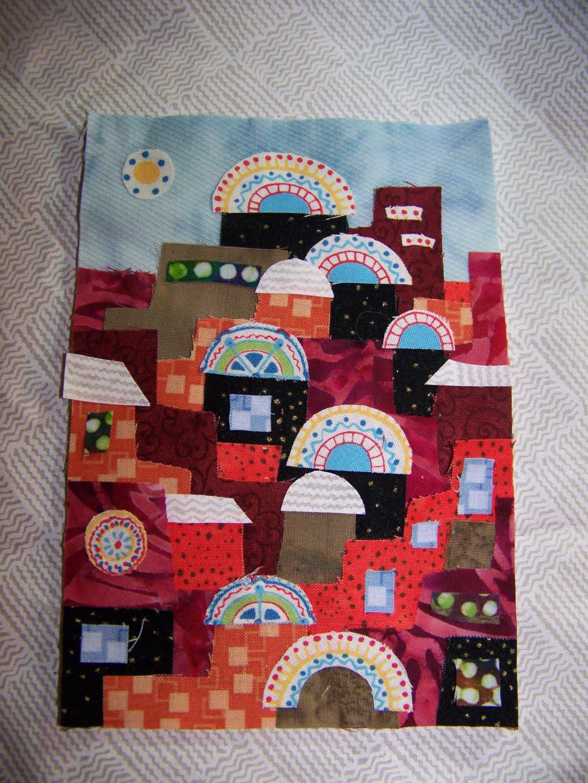 Quilt Guild Project Ideas : ART by JDEMILO: Art Quilt Guild Projects