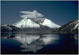 Mount St Helens USA
