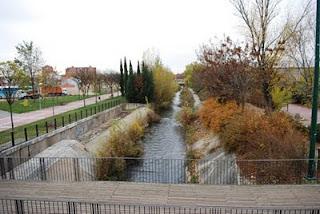 Desembocadura del Esgueva en el Pisuerga
