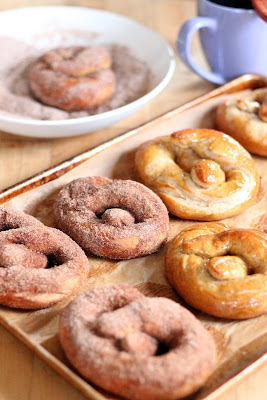 Whole wheat pretzels from eatgood4life