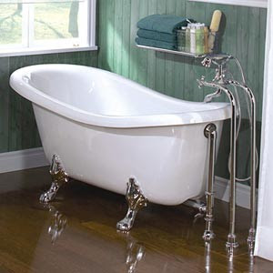Acrylic Bathtubs - BathroomBliss.com - Bathroom Design Options and