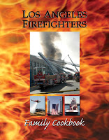 LAFD Firefighters Cookbook. Click to learn more...