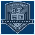 Los Angeles Dodgers 50th Anniversary in Los Angeles. Click to learn more...
