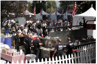 Grateful Hearts LAFD Food Faire and Fundraiser