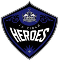 Firefighters Night with the Los Angeles Kings. Click to learn more...