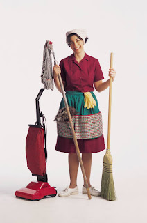 Click to learn more about Spring Cleaning safely...