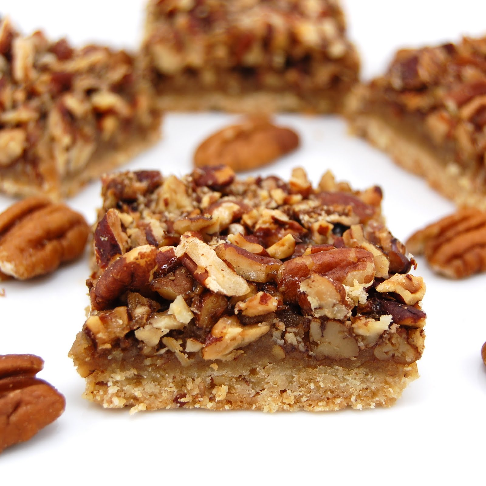 ... to cool yield 7 dozen pecan pie cookie bars from baking illustrated