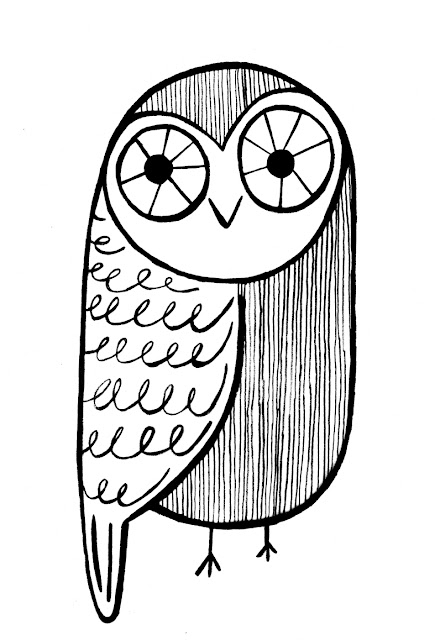 Owl Pictures To Print