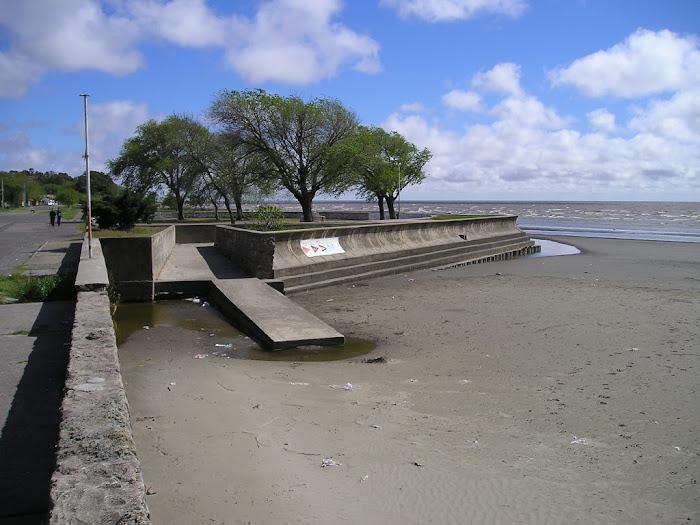 Playa y Murallón