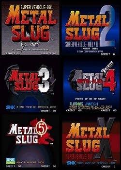 Download Metal Slug Series Baixar