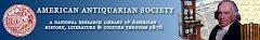 American Antiquarian Society: