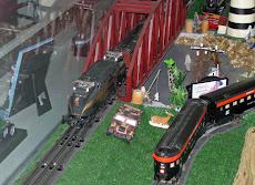 Walt's Model Rail Road