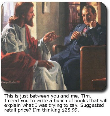 Sounds like a plan, Son of Man