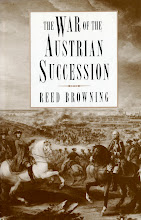 If you have -ANY- interest in the War of the Austrian Succession...
