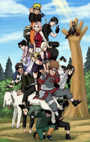 Naruto i my