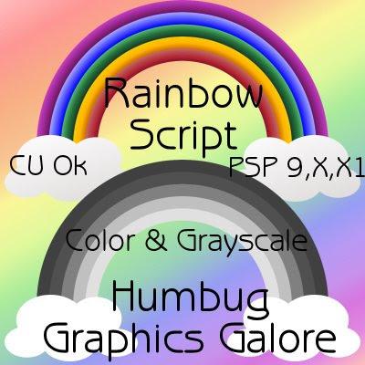 http://humbuggraphicsgalore.blogspot.com/2009/06/rainbow-script.html