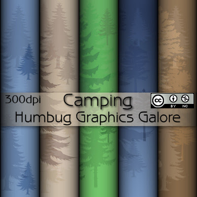 http://humbuggraphicsgalore.blogspot.com/2009/08/camping-paper-pack.html