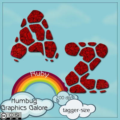http://an-alpha-a-day.blogspot.com/2009/09/ruby-by-humbug-graphics-galore.html