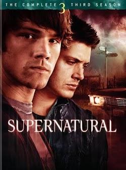 Siêu Nhiên 3 - Supernatural Season 3 (2008) Poster