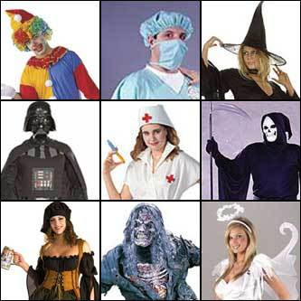 Last Minute Halloween Costumes Ideas for Adults & Couples
