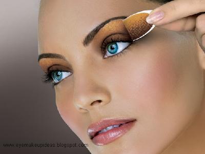 Makeup Tips  Blue Eyes on Eye Makeup Tips Eye Makeup Ideas  Eye Makeup For Brown Eyes