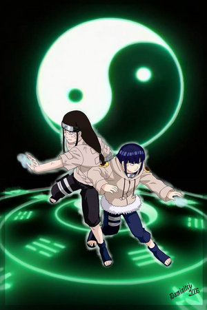 Naruto Pictures - Page 2 Neji+and+hinata+trigram