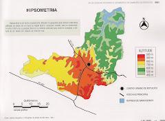 HIPSOMETRIA