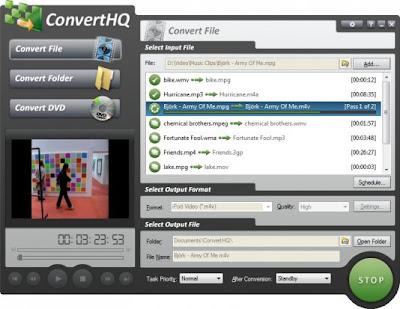 Conceiva ConvertHQ Premium 1.1.0.1 2008