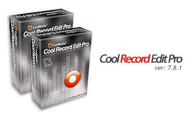 Cool Record Edit Pro 7.8.1 (Portable)