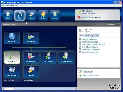 Cisco Network Magic Pro 5.0.8282