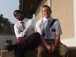 Companions Elder Joseph & Elder Petersen