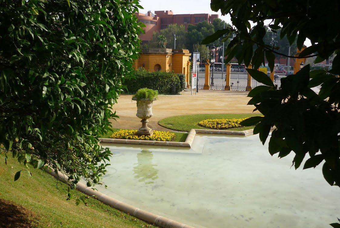 Veo veo jardins del palau de pedralbes 47 - Jardins del palau ...