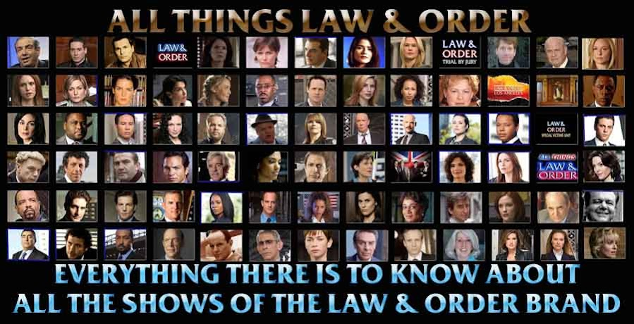 law and order crimin. All Things Law And Order