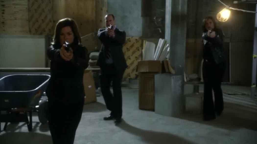 "Law & Order SVU ""Penetration"" brings back guest star Marcia Gay Harden as ..."