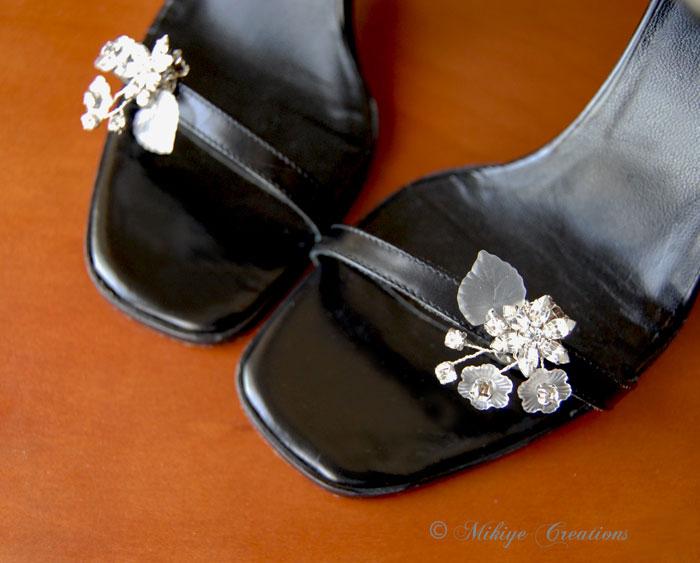 Title Shoe Clips