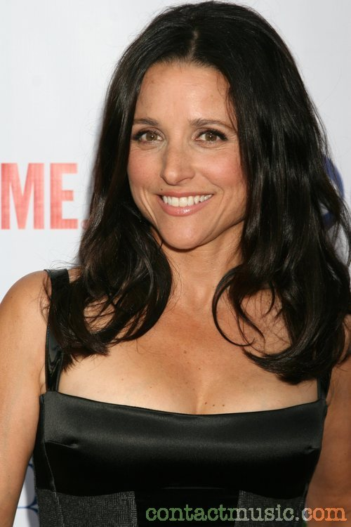 Julia Louis-Dreyfus will receive a star Tuesday on the Hollywood Walk of ...